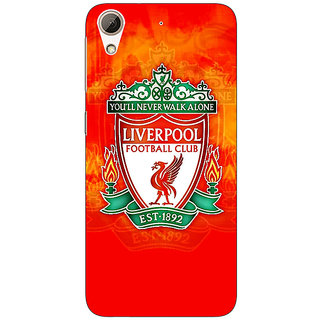 Enhance Your Phone Liverpool Back Cover Case For HTC Desire 626