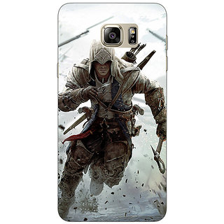 Enhance Your Phone Assassins Creed Back Cover Case For Samsung Galaxy Note 5