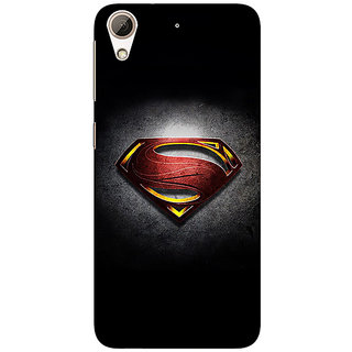 Enhance Your Phone Superheroes Superman Back Cover Case For HTC Desire 626