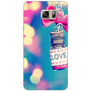 Enhance Your Phone Love Bottle Back Cover Case For Samsung Galaxy Note 5
