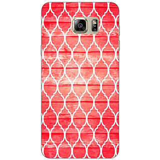 Enhance Your Phone Morocco Pattern Back Cover Case For Samsung Galaxy Note 5