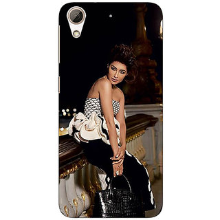Enhance Your Phone Bollywood Superstar Deepika Padukone Back Cover Case For HTC Desire 626