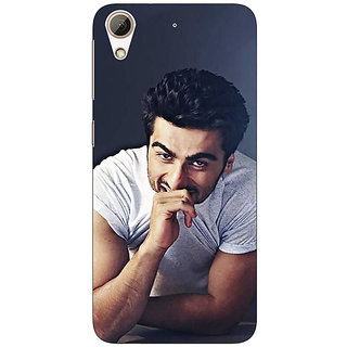 Enhance Your Phone Bollywood Superstar Arjun Kapoor Back Cover Case For HTC Desire 626G