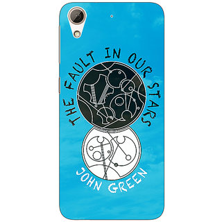 Enhance Your Phone TFIOS World  Back Cover Case For HTC Desire 626G+