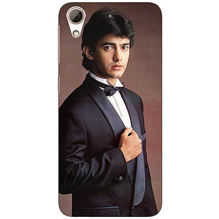 Enhance Your Phone Bollywood Superstar Aamir Khan Back Cover Case For HTC Desire 626G