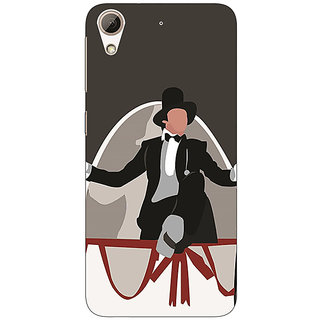 Enhance Your Phone Bollywood Superstar Anthony Gonsalves Back Cover Case For HTC Desire 626