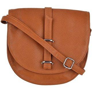 Freppy Tan Sling Bag