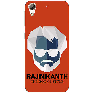 Enhance Your Phone Rajni Rajanikant Back Cover Case For HTC Desire 626G
