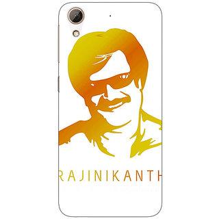 Enhance Your Phone Rajni Rajanikant Back Cover Case For HTC Desire 626G