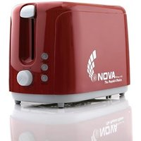 Nova Nbt 2308 750 W Pop Up Toaster(Red)
