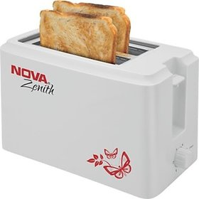 Nova Smart Nbt-2307/00 700 W Pop Up Toaster(White)