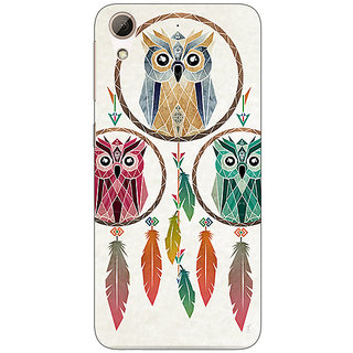 Enhance Your Phone Dream Catcher  Back Cover Case For HTC Desire 626G+