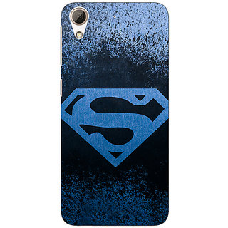 Enhance Your Phone Superheroes Superman Back Cover Case For HTC Desire 626G