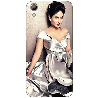 Enhance Your Phone Bollywood Superstar Kareena Kapoor Back Cover Case For HTC Desire 626G