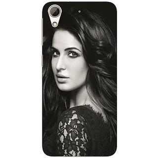 Enhance Your Phone Bollywood Superstar Katrina Kaif Back Cover Case For HTC Desire 626S