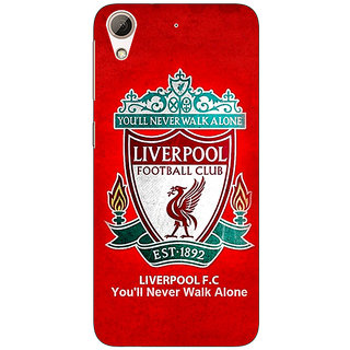 Enhance Your Phone Liverpool Back Cover Case For HTC Desire 728