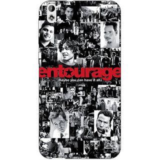 Enhance Your Phone Entourage Back Cover Case For HTC Desire 816