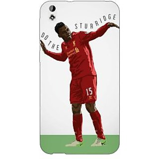 Enhance Your Phone Liverpool Sturridge Back Cover Case For HTC Desire 816
