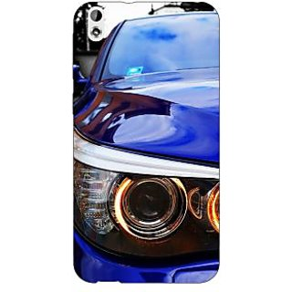 Enhance Your Phone Super Car BMW Back Cover Case For HTC Desire 816 Dual Sim
