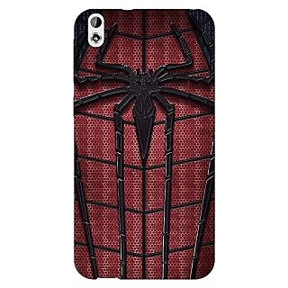 Enhance Your Phone Spider Man Superheroes Back Cover Case For HTC Desire 816