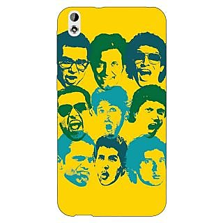 Enhance Your Phone Bollywood Superstar ZNMD Back Cover Case For HTC Desire 816