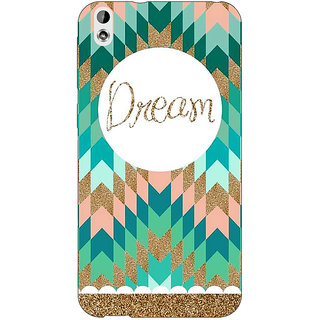 Enhance Your Phone Dream Back Cover Case For HTC Desire 816 Dual Sim
