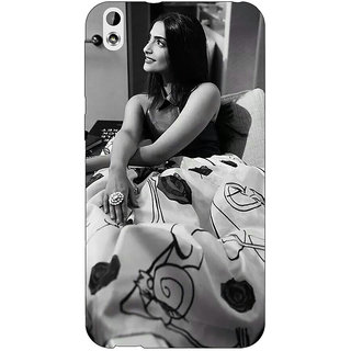 Enhance Your Phone Bollywood Superstar Sonam Kapoor Back Cover Case For HTC Desire 816G