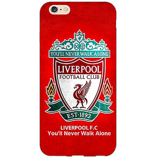 Enhance Your Phone Liverpool Back Cover Case For Apple iPhone 6S