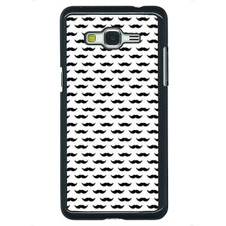 Enhance Your Phone Moustache Back Cover Case For Samsung Galaxy J5 E631448
