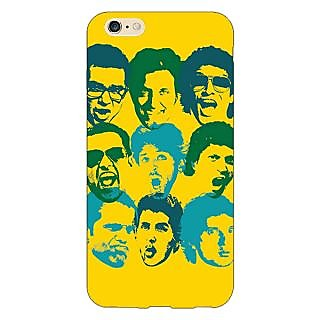 Enhance Your Phone Bollywood Superstar ZNMD Back Cover Case For Apple iPhone 6S