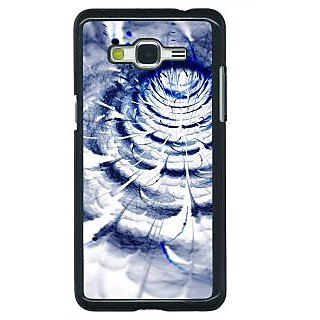 Enhance Your Phone Abstract Flower Pattern Back Cover Case For Samsung Galaxy J5 E631521