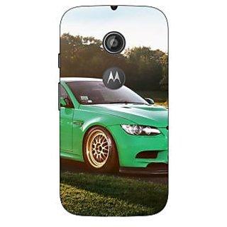 Enhance Your Phone Super Car BMW Back Cover Case For Moto E2 E650634