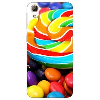 Enhance Your Phone Candies Back Cover Case For HTC Desire 728G Dual Sim