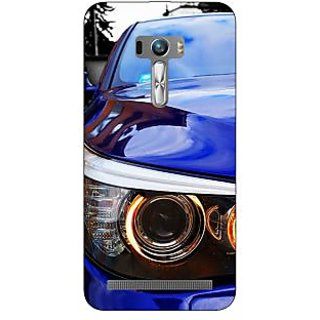 Enhance Your Phone Super Car BMW Back Cover Case For Asus Zenfone Selfie