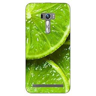 Enhance Your Phone Lemons Back Cover Case For Asus Zenfone Selfie