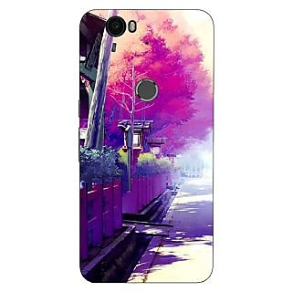 Enhance Your Phone Wonderland Back Cover Case For Huawei Google Nexus 6P