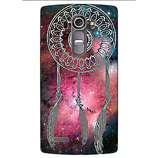 Enhance Your Phone Dream Catcher  Back Cover Case For LG G4