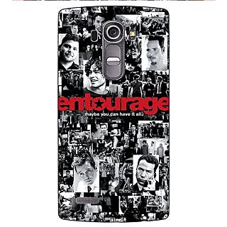 Enhance Your Phone Entourage Back Cover Case For LG G4