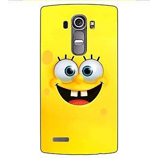 Enhance Your Phone Spongebob Back Cover Case For LG G4