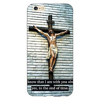 Enhance Your Phone Jesus Christ Back Cover Case For Apple iPhone 6S Plus