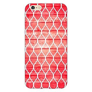 Enhance Your Phone Morocco Pattern Back Cover Case For Apple iPhone 6S Plus