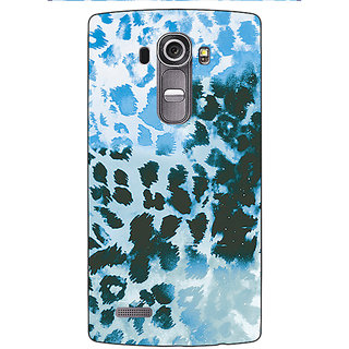 Enhance Your Phone Cheetah Leopard Print Back Cover Case For LG G4