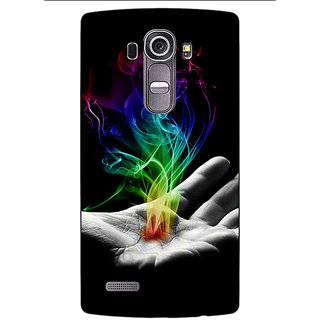 Enhance Your Phone Magic Hand Back Cover Case For LG G4