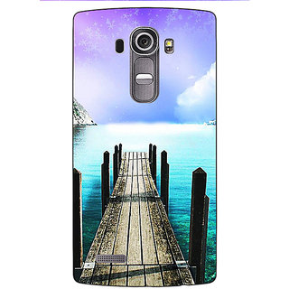 Enhance Your Phone Pathway to Heaven Back Cover Case For LG G4