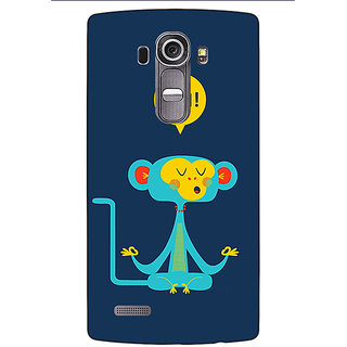 Enhance Your Phone OM Back Cover Case For LG G4
