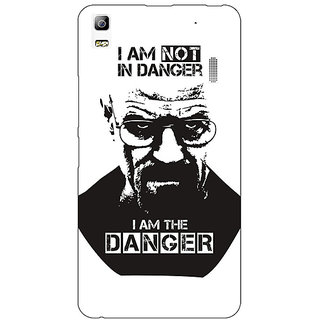 Enhance Your Phone Breaking Bad Heisenberg Back Cover Case For Lenovo K3 Note