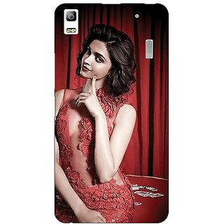 Enhance Your Phone Bollywood Superstar Deepika Padukone Back Cover Case For Lenovo K3 Note