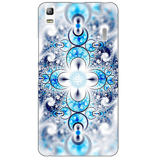 Enhance Your Phone Abstract Design Pattern Back Cover Case For Lenovo K3 Note