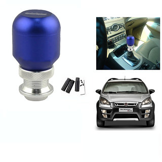 Takecare Blue Gear Knob For Fiat Aventura