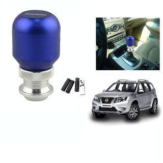 Takecare Blue Gear Knob For Nissan Terrano